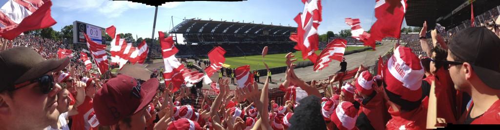 Waldparkstadion Karlsruher SC