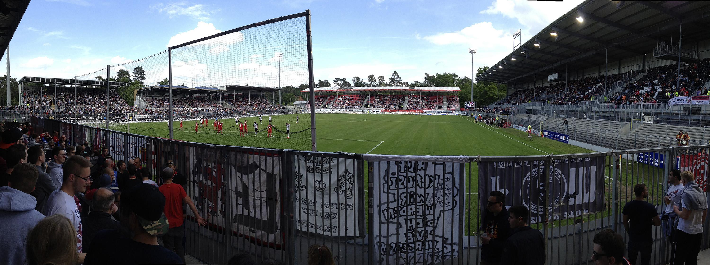 Hardtwaldstadion SV Sandhausen | Fortuna Brötchen