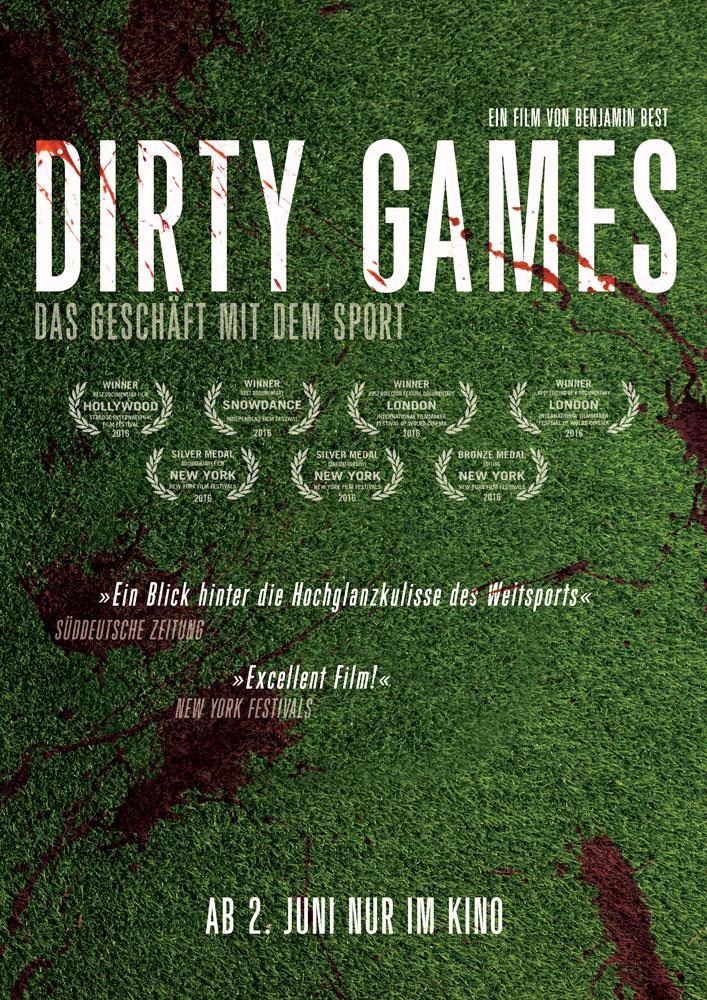 Dirty Games Plakat
